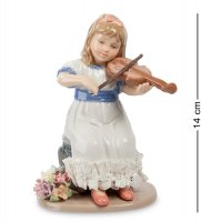 Cms-12/ 6 фигурка девочка со скрипкой (pavone)