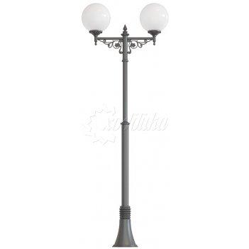 Фонарь уличный «парк» со светильниками 3,65 м.