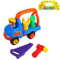 Конструктор детский грузовик