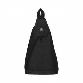 Рюкзак с одним плечевым ремнём victorinox altmont original, чёрный, нейлон
