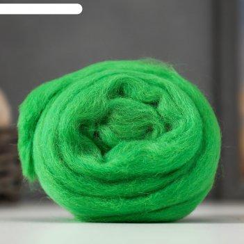 Шерсть для валяния keche 100% шерсть 2,5м/50гр (1754)