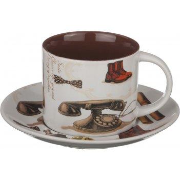Чайный набор на 1 персону 2 пр. 175 мл.