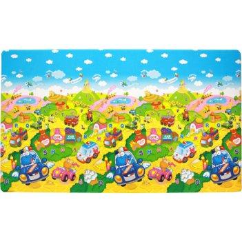 Игровой коврик dwinguler medium car festival (190см x 130см x 1,5см)