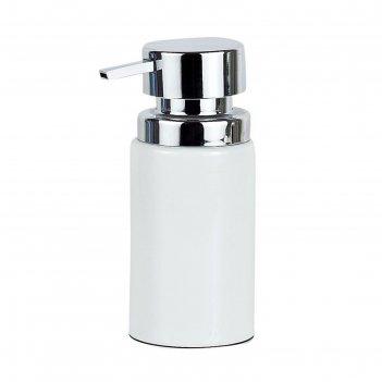 Дозатор кухонный для жидкого мыла bora, цвет белый