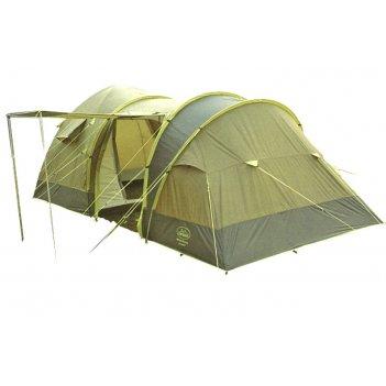 Палатка кемпинговая campus harvard de luxe 4+2