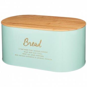 Хлебница 2 в 1  agness  34*18*15 см
