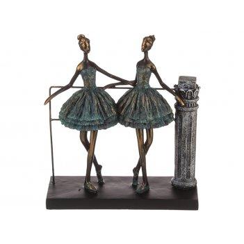 Статуэтка балерины 26.2*11*29.6см. коллекция ар...