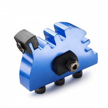 Башмак скл. механ. trolo quantum/pixel синий
