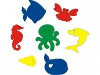 Набор подводный мир