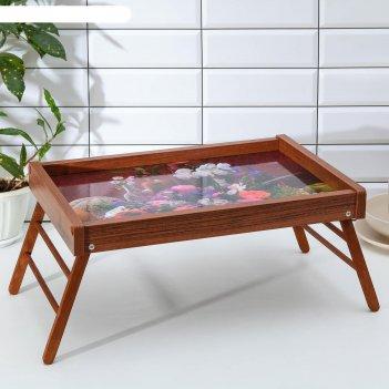 Столик для завтрака «натюрморт», 34x52 см