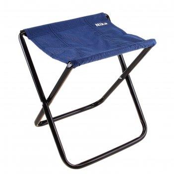 Стул походный складной пс, 35 х 30 х 37 см, цвет синий