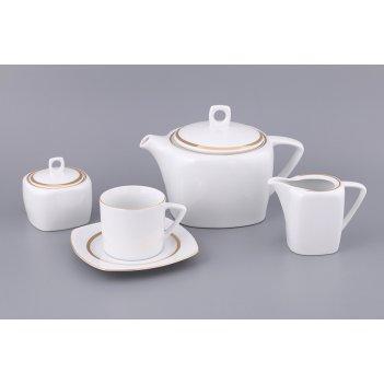 Чайный сервиз на 6 персон тетра 004 15 пр.1500/2...
