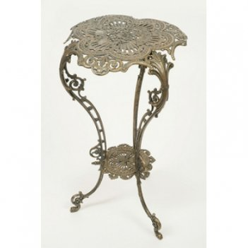 Столик барокко 44х76 см.(130379)