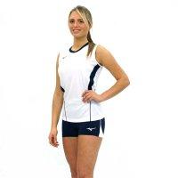 Mizuno v2ea7201 71 authentic high-kyu ns shirt hiq (w) майка волейбольная