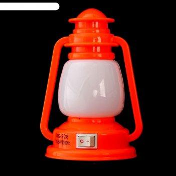 Ночник керосиновая лампа, микс