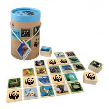 Wwf984 игра загадки дикой природы