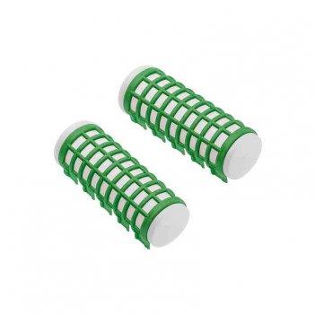Бигуди dbtr 23 термо 23мм x 68мм (6шт) зеленые
