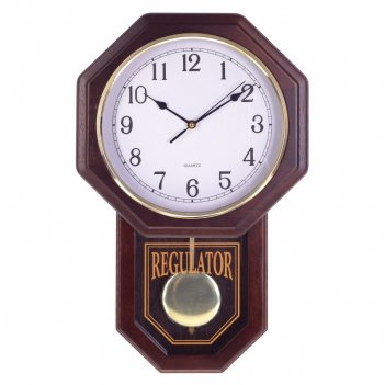 Часы настенные декоративные, l28 w7 h45,5 см, (2хаа не прилаг.)
