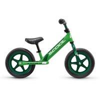 Беговел 12 scool pedex race, цвет зеленый
