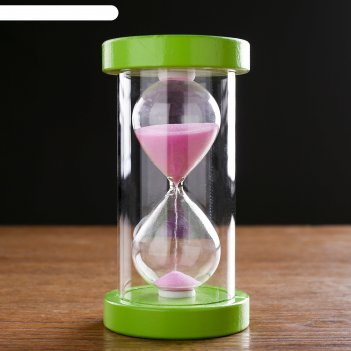 Часы песочные фрукты на 10 минут, 14.5х8 см, микс