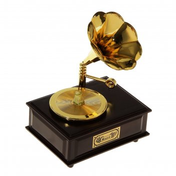 Сувенир музыкальный бабушкин патефон