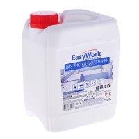 Средство для сантехники с гипохлоритом easywork, 5 л