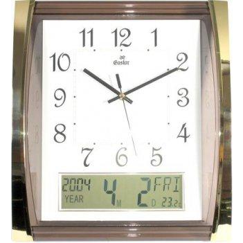 Настенные часы gastar t 539 c (пластик)