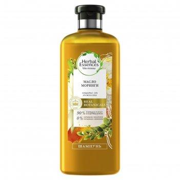 Шампунь herbal essences «масло моринги», 400 мл