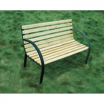 Скамейка для дачи с-014 стандарт