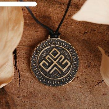 Славянский оберег из ювелирной бронзы рожаница
