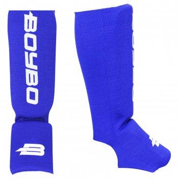 Защита голеностопа, х/б, boybo, цвет синий, размер xs