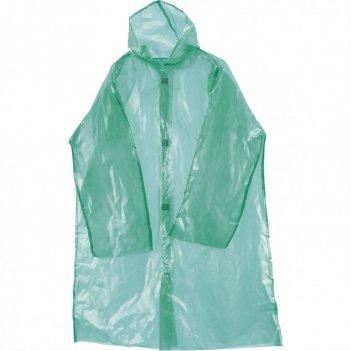Плащ-дождевик универсальный, размер s- xxxl, 44 -60 camping palisad