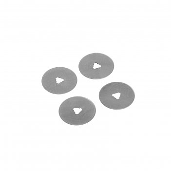 Лезвия-ролики для ножей tundra, круглые, 28 мм, 4 шт.