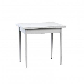 Стол поворотно-откидной «пируэт», 800(1200) x 600 x 750 мм, опора конус, ц