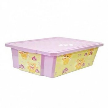 Детский ящик для хранения игрушек 1024lv