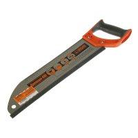 Ножовка по дереву дельта, премиум, 400 мм, универсальный, шаг 4,5 мм