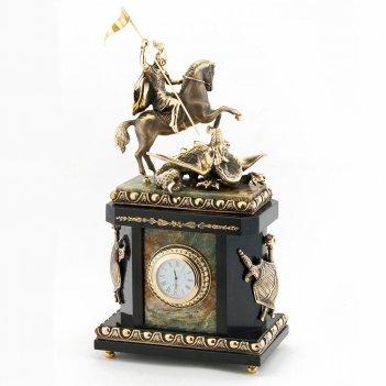 часы из яшмы