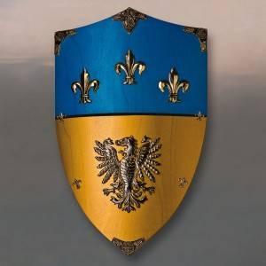 Ag-876 рыцарский щит (геральдический)