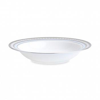 Чаша для десерта, диаметр: 15,7 см, материал: костяной фарфор, цвет: белый
