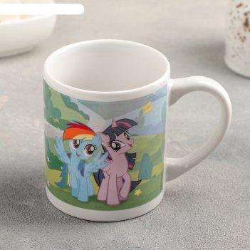 Кружка 240 мл my little pony в подарочной упаковке