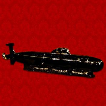 Подарочный штоф лодка 1 л шф-047с