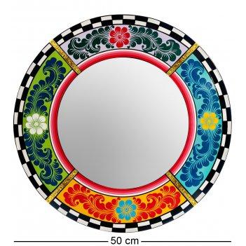 58-025 зеркало круглое малое
