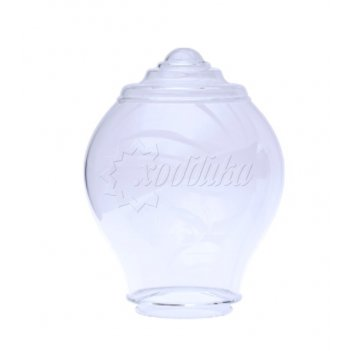 Светильник венчающий «милан» прозрачный цвет прозрачный