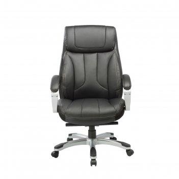 Кресло руководителя бюрократ t-9921/black, чёрный