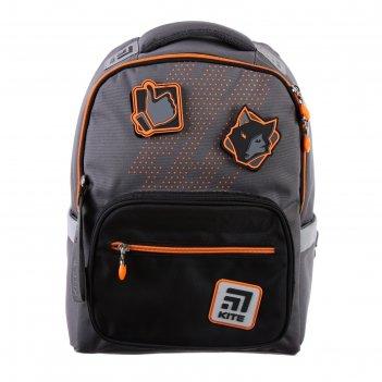Рюкзак школьный с эргономичной спинкой kite 770, 38 х 28 х 13, для мальчик