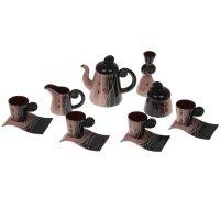 Сервиз кофейный арабика, 13 предметов