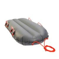 Санки надувные air bag/санки-волокуши двухместный тюбинг тm fani sani, 125