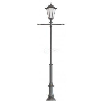Фонарь уличный «пушкин - 1» со светильником 3,663 м.