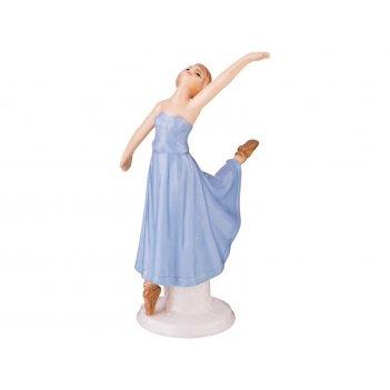 Статуэтка балерина 9*8*15,5 см (кор=24шт.)