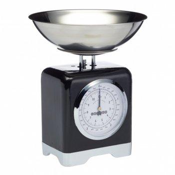 Kitchen craft весы кухонные механические lovello retro black